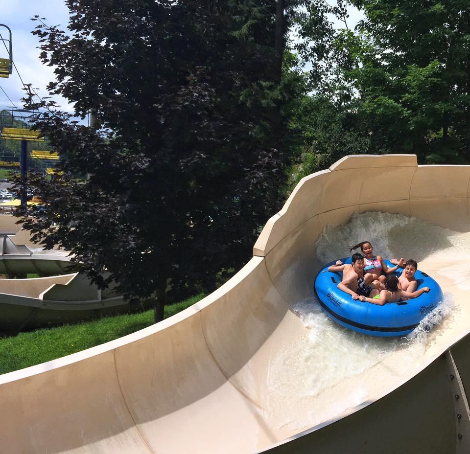 Bromont Water Park