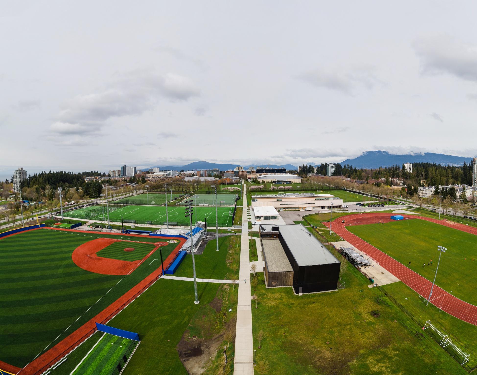 ubc baseball stadium