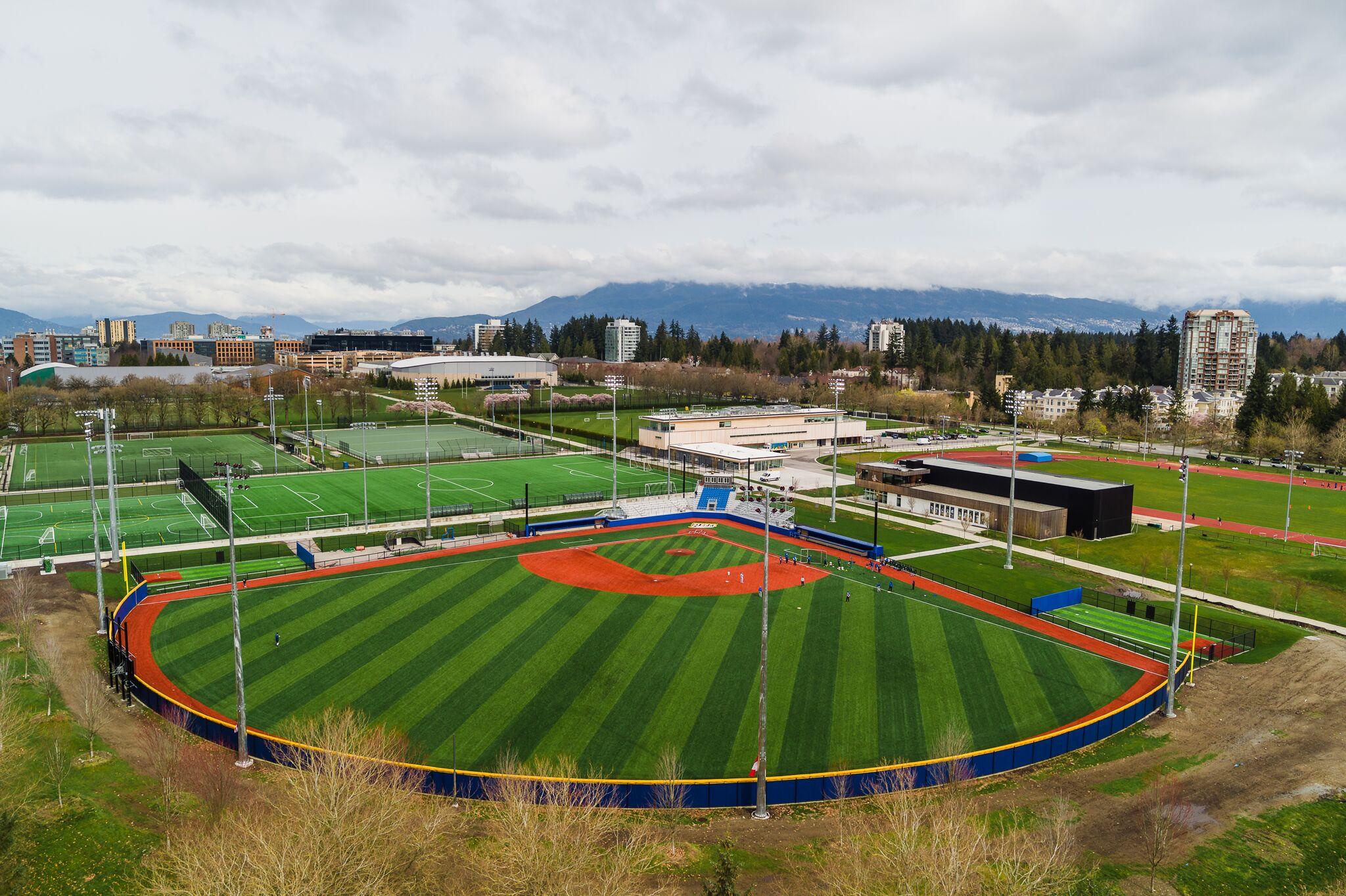 Ubc baseball stadium 7