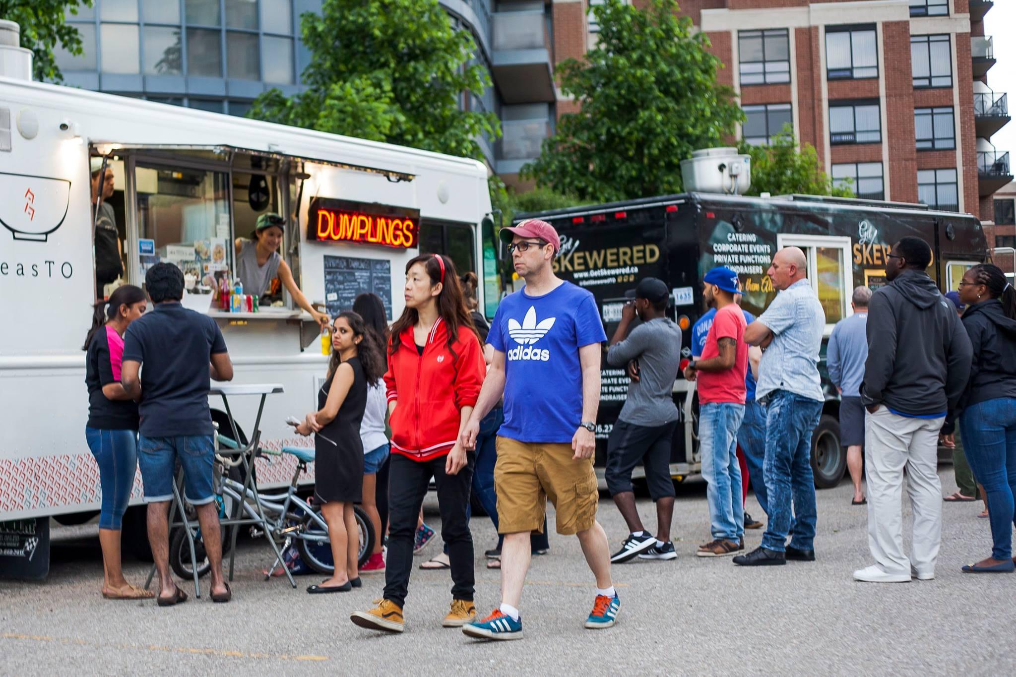 Food Truck'N Friday food truck