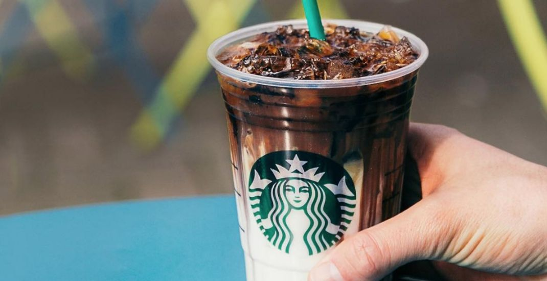 Starbucks half price happy hour has been moved to today
