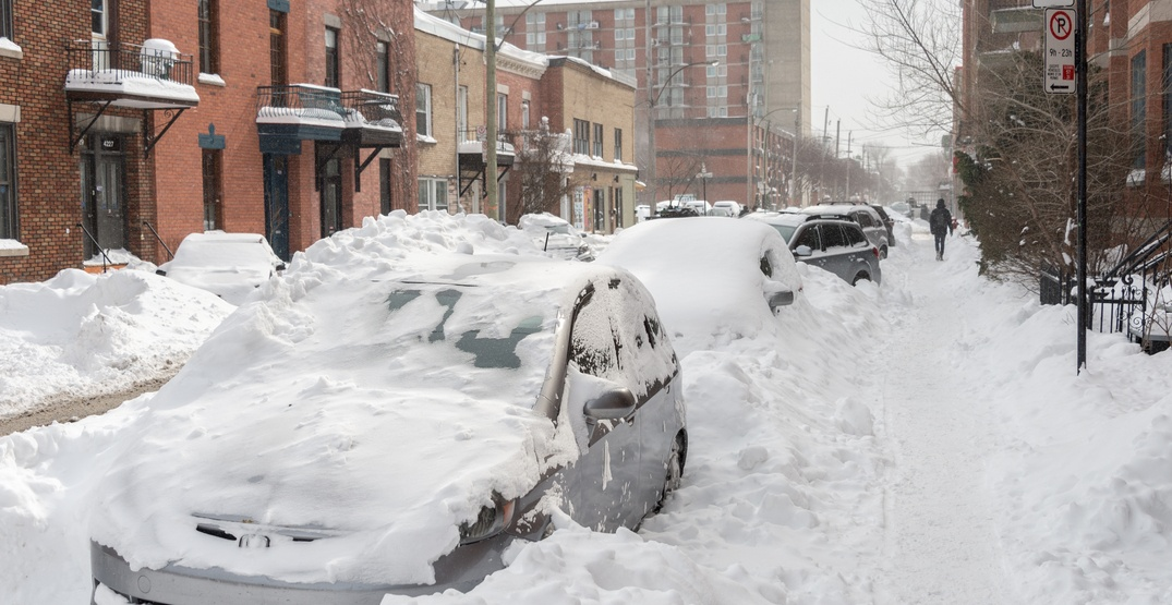 Environment Canada updates statement on Montreal's 'winter storm' this weekend