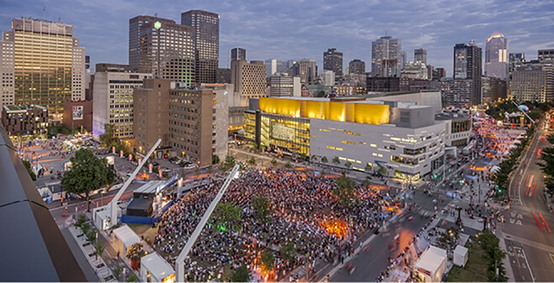 Montreal announces over $2 billion in economic benefits for Quartier des Spectacles