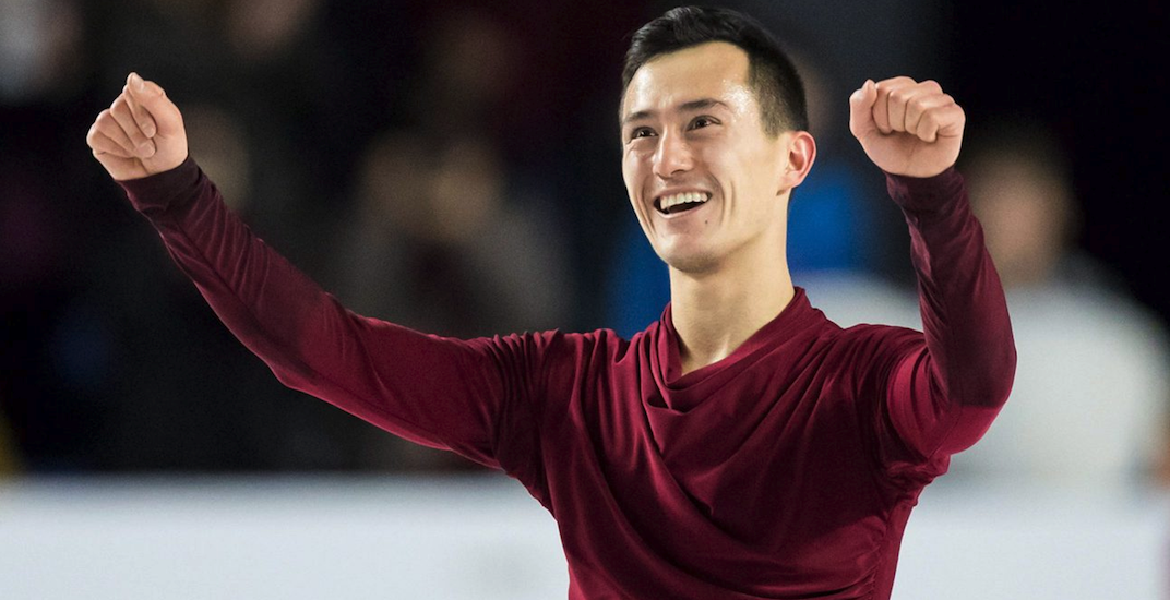 Patrick Chan announces retirement from competitive figure skating