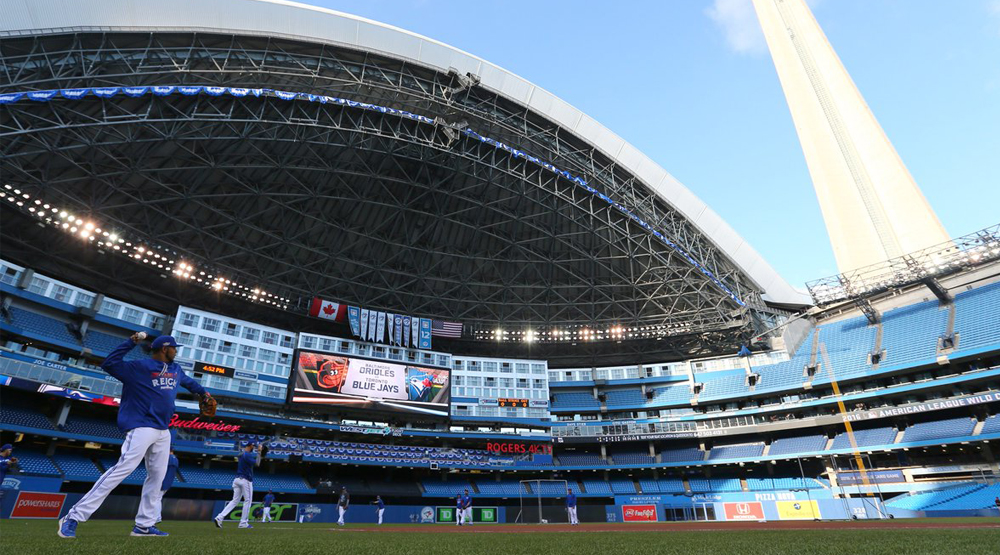 Blue Jays begin offering ticket refunds on cancelled games