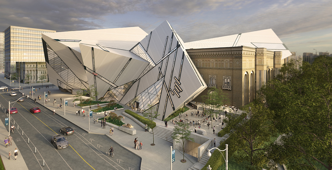 ROM announces plans for huge new outdoor plaza and performance space