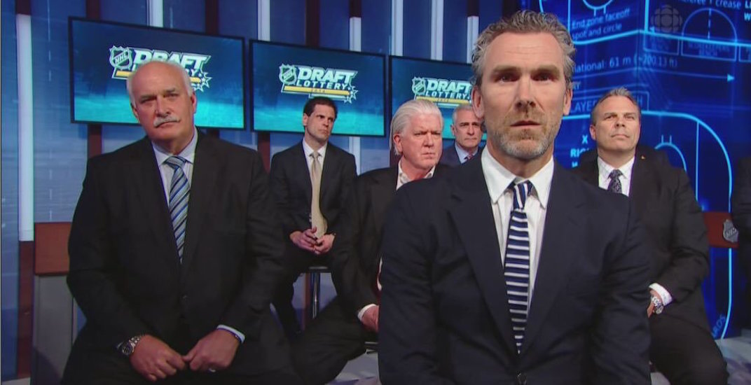 Trevor Linden won't represent the Canucks at the NHL Draft Lottery this year