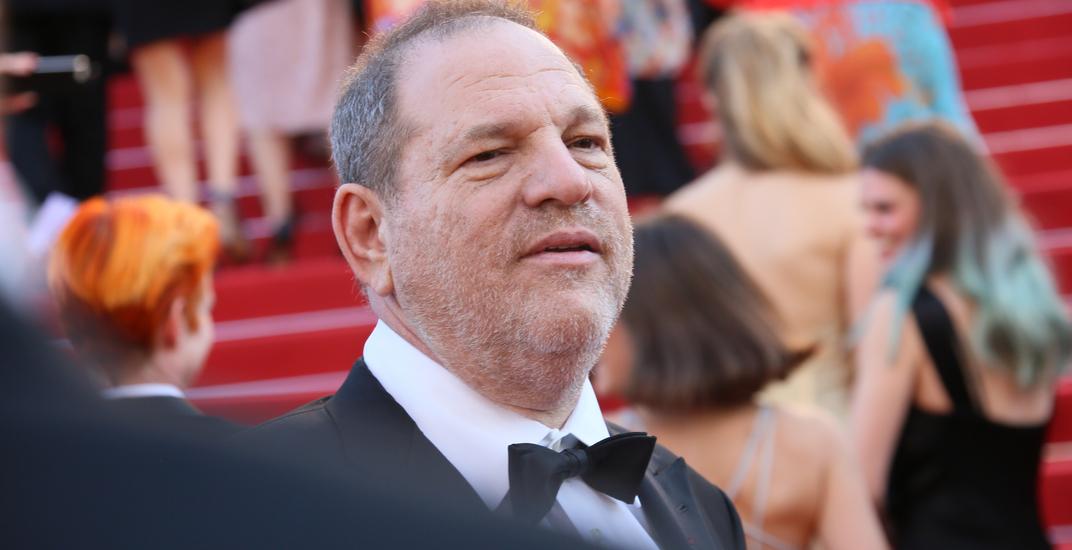 Harvey Weinstein documentary will have world premiere in Toronto next month