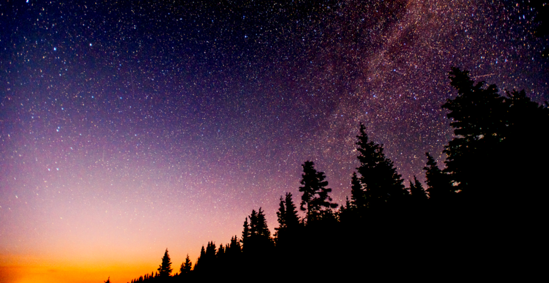 A spectacular meteor shower will light up Vancouver skies this week