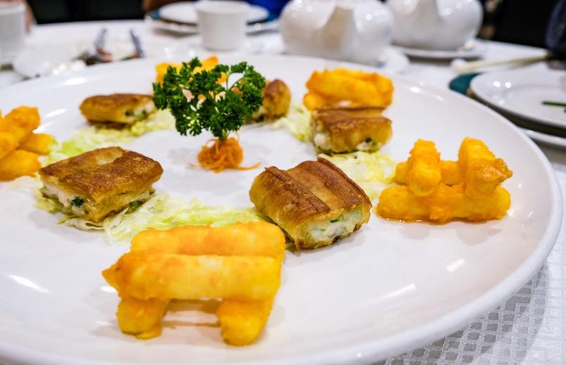 Chinese Restaurant Awards) 2018