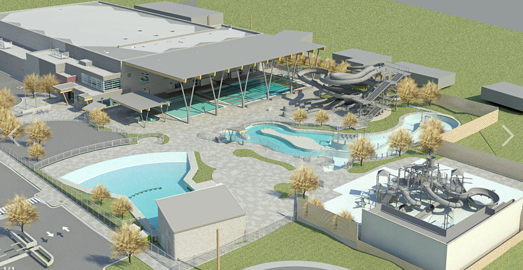 This new Metro Vancouver water park will be open year-round