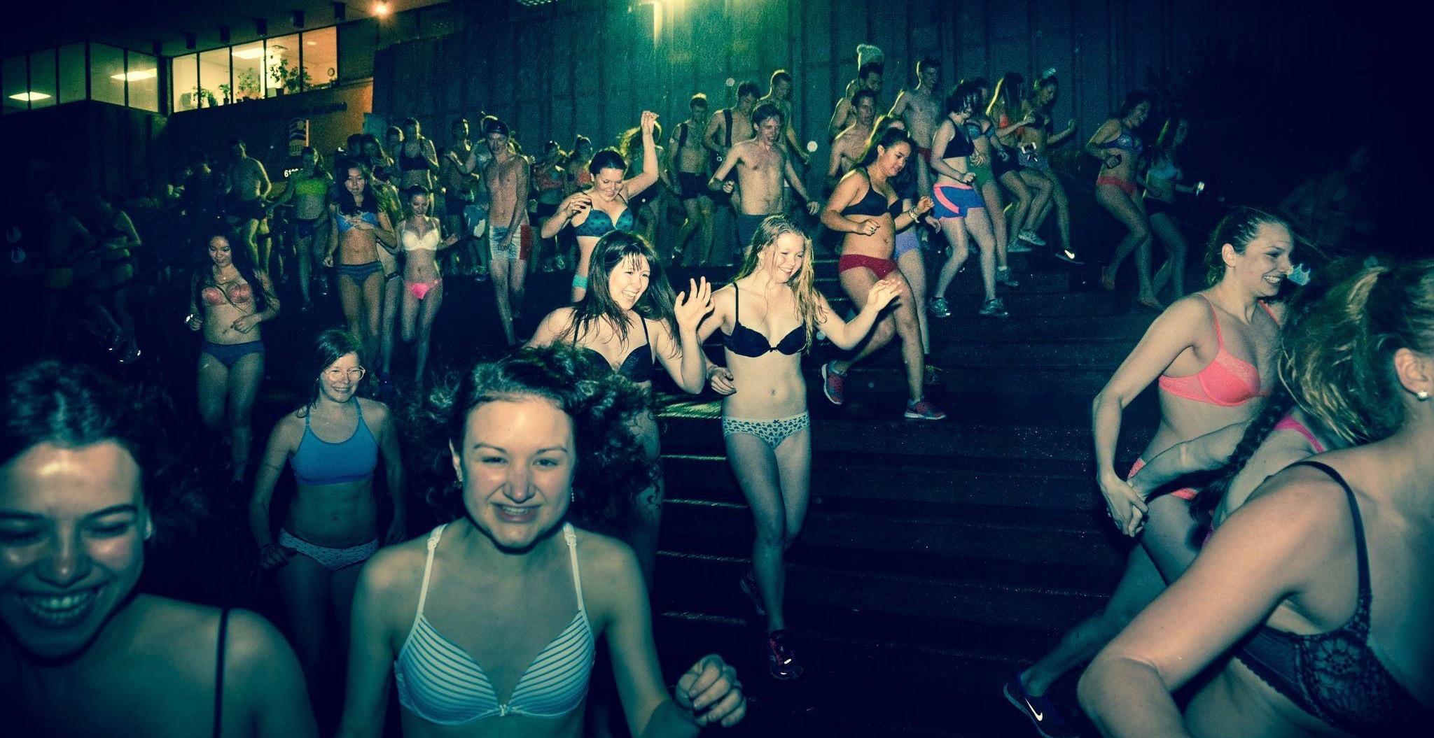 Toronto underwear run 1