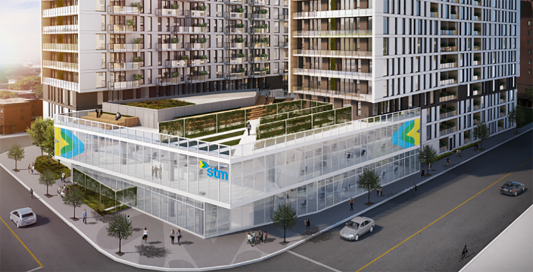 Montreal announces 55,000 sq. ft. real estate project at Frontenac Metro