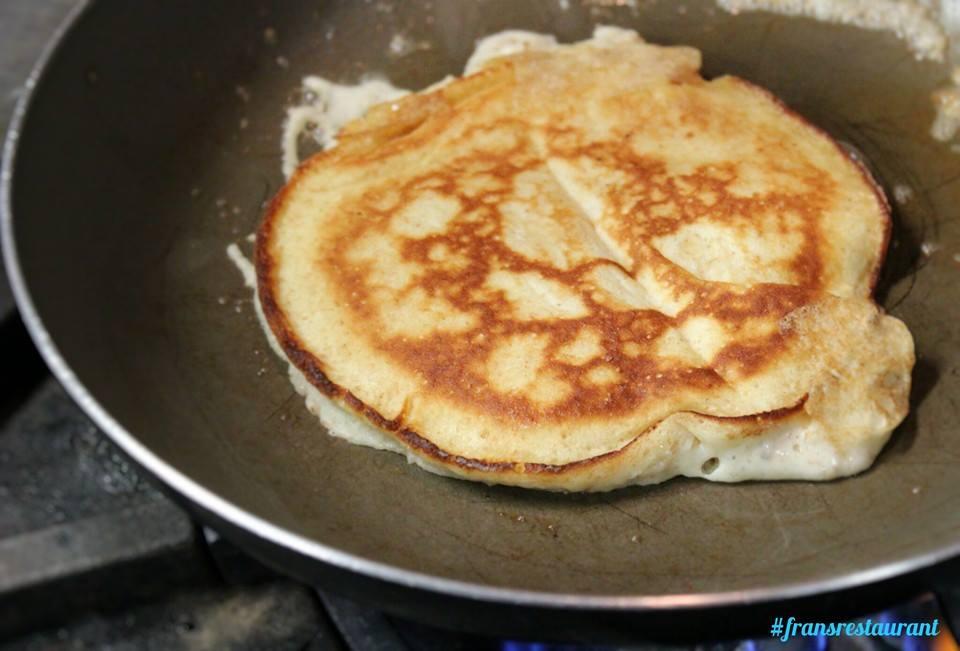 pancakes fran's diner