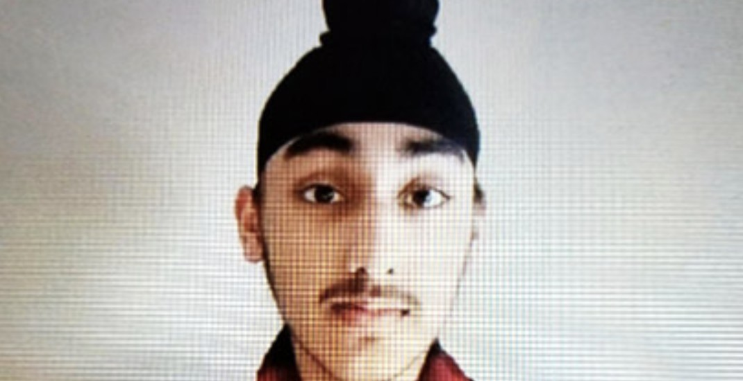Coquitlam RCMP searching for missing 16-year-old boy