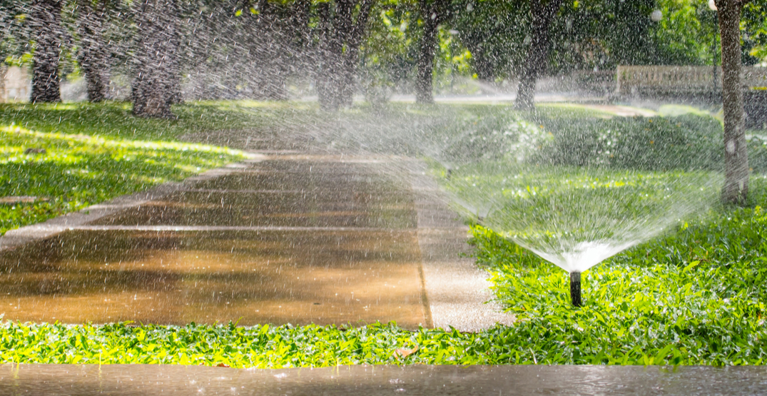 Vancouver's watering restrictions come into effect May 1