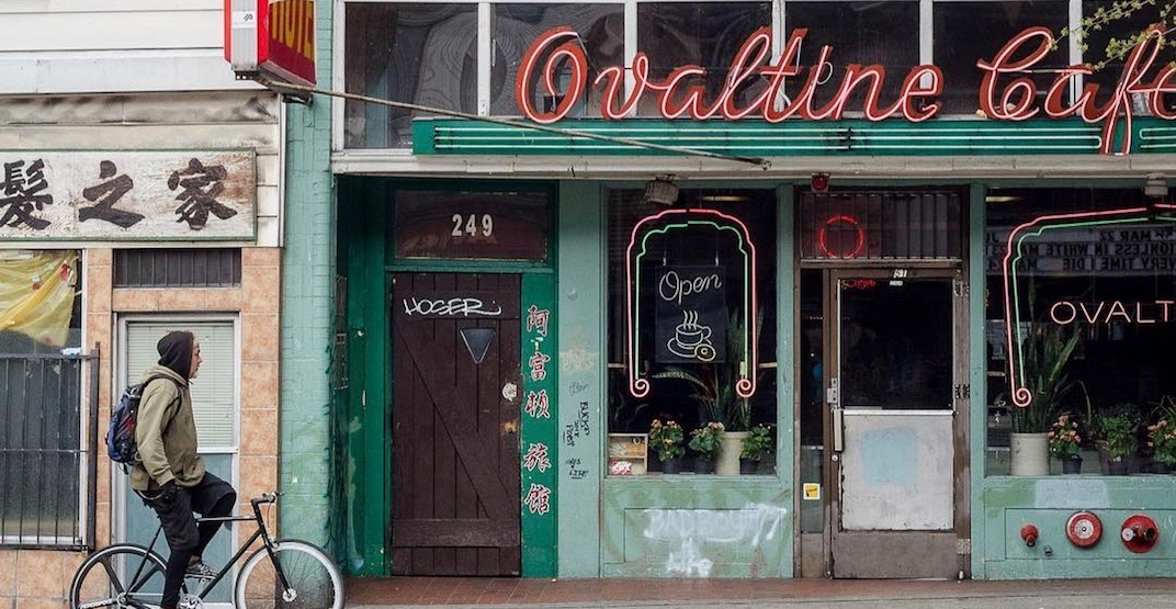 Old Vancouver restaurants that have stood the test of time