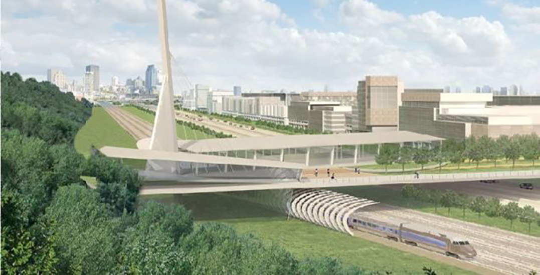 Quebec Transport Minister confirms Turcot Interchange pedestrian overpass is coming