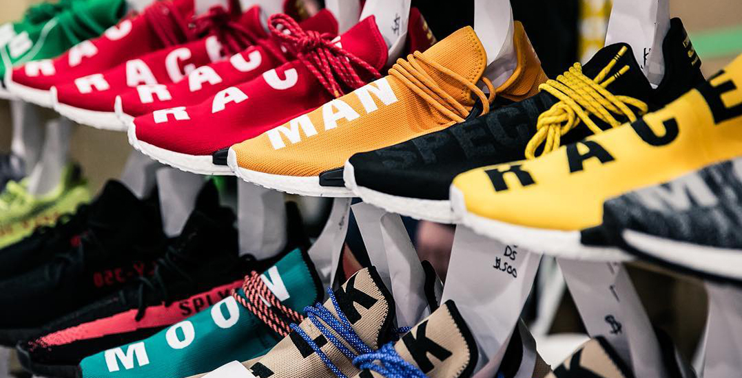 There's a huge sneaker convention happening in Vancouver next month