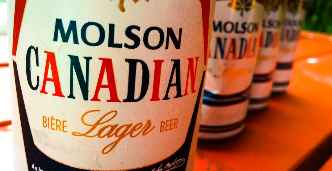 Molson announces it's developing non-alcoholic drinks infused with cannabis