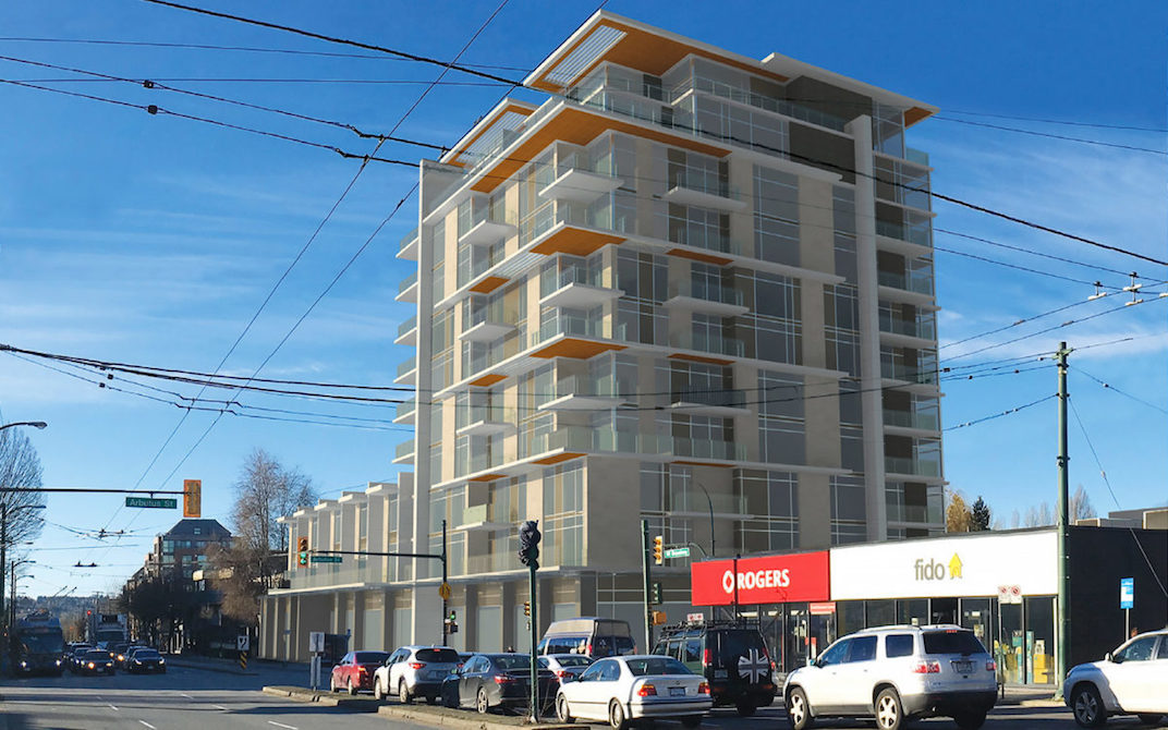 2103 West Broadway Vancouver