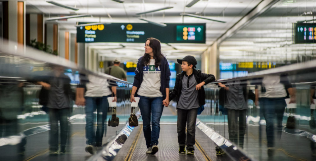 This is how YVR Airport is improving travel for families living with autism