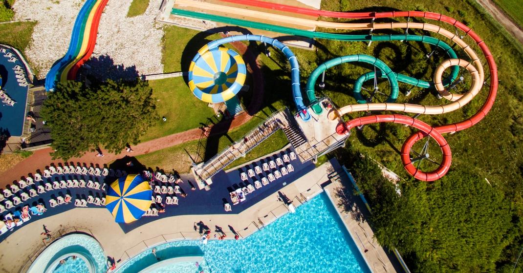 Bingemans big splash waterpark