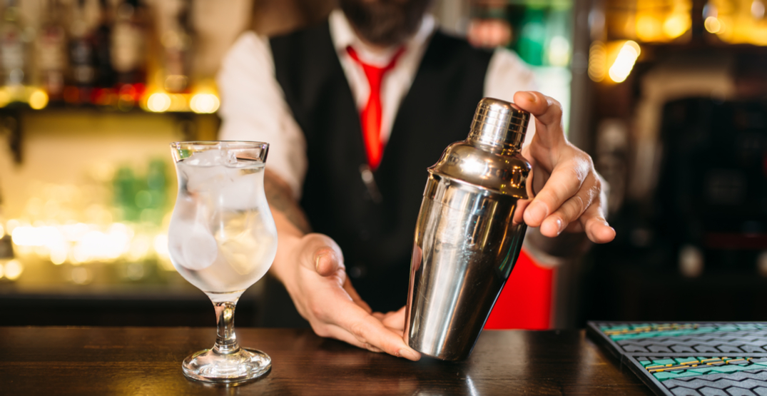 BC government announces minimum wage increase for bar servers