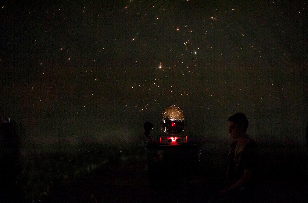 Travelling Planetarium