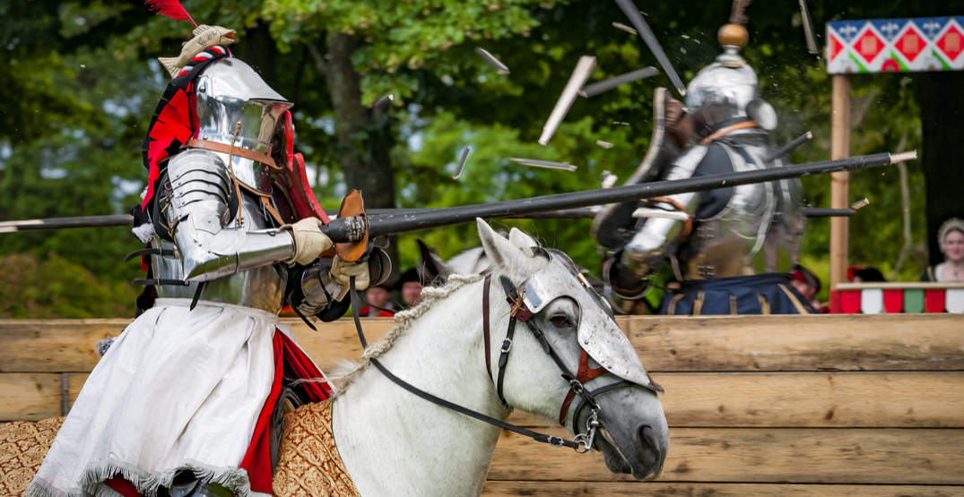 A massive medieval fair is coming to Montreal this May
