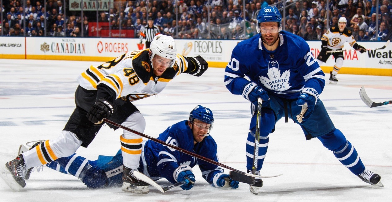 Leafs squander opportunity to even series with Boston