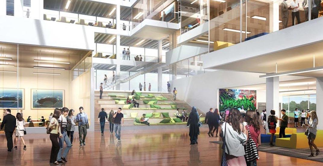 Ryerson University is opening a $90 million campus in Brampton