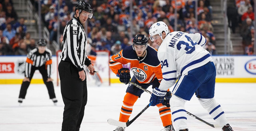 How oddsmakers rank each team in an all-Canadian NHL division