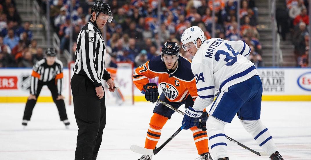 Maple Leafs' Auston Matthews has top-selling jersey in National Hockey League