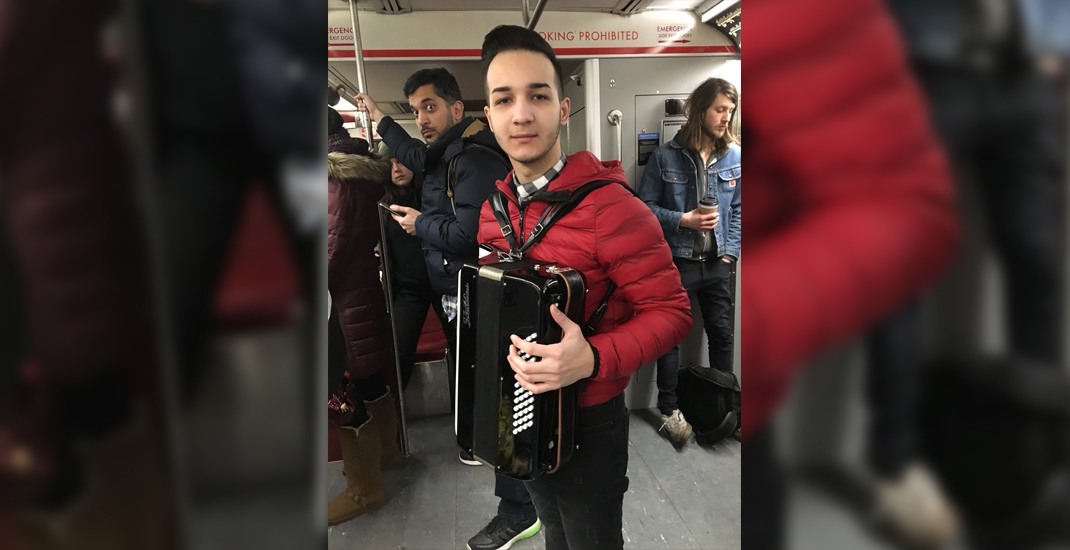 TTC issues warning to 'Despacito' accordion buskers