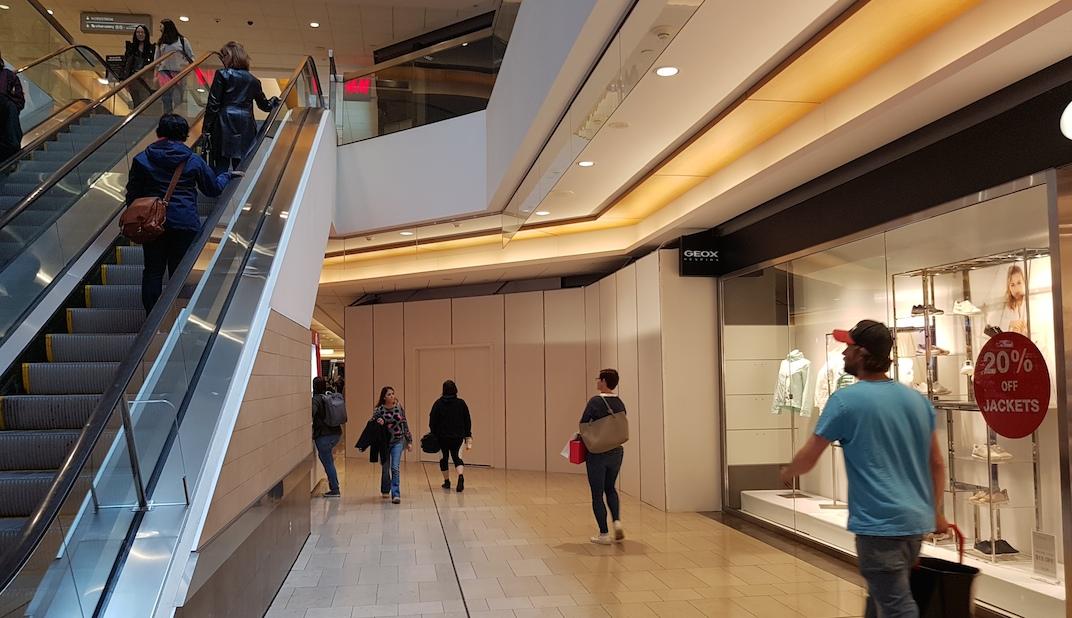 H&M Vancouver Pacific Centre