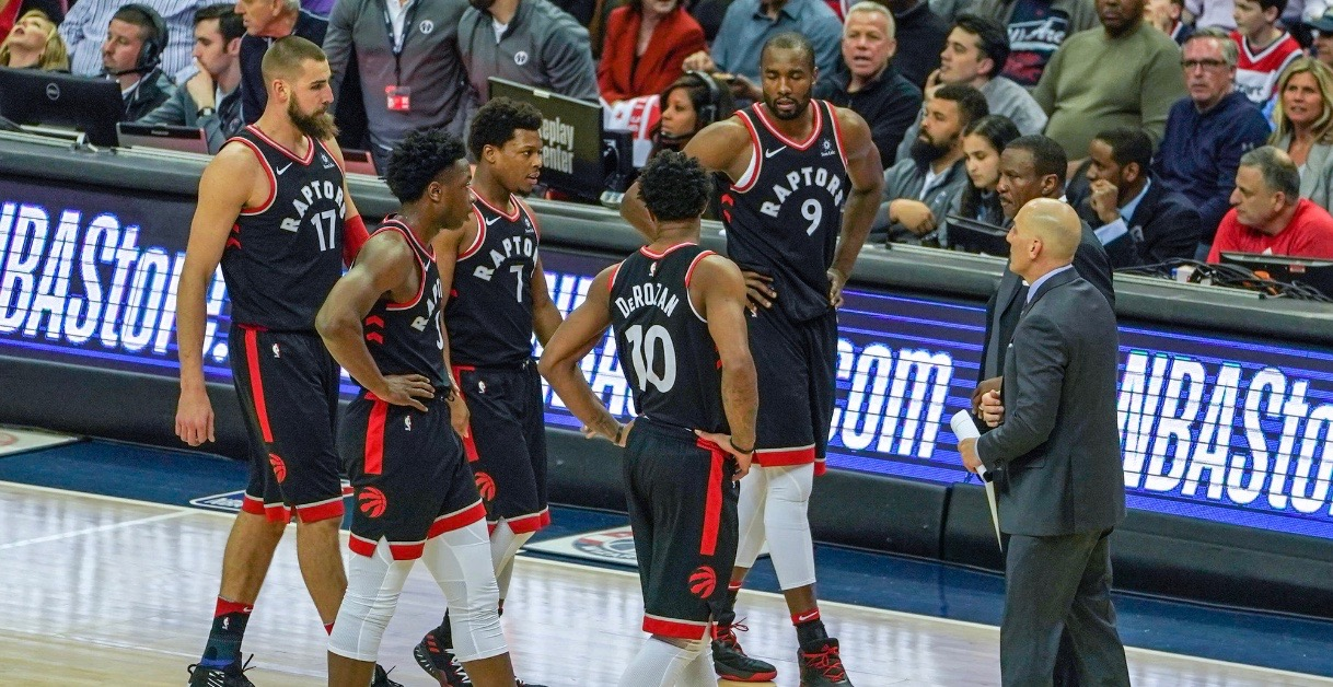 Raptors blow 11 point halftime lead as they drop Game 4 to the Wizards