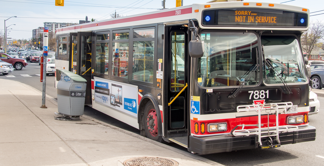 Man allegedly wielding knife reported on multiple TTC buses: police