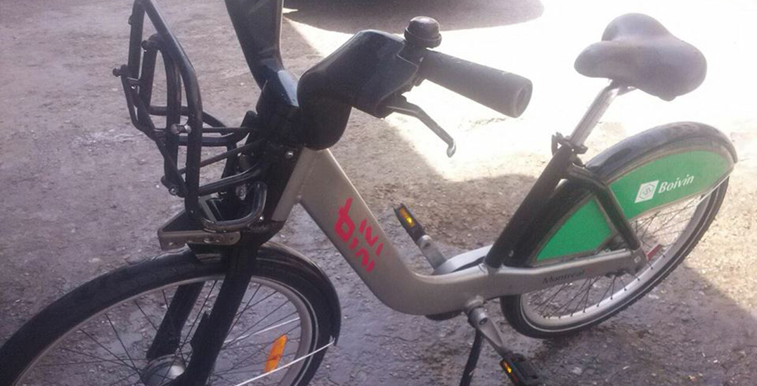 One of Montreal's BIXI bikes has been found in Morocco (PHOTOS)