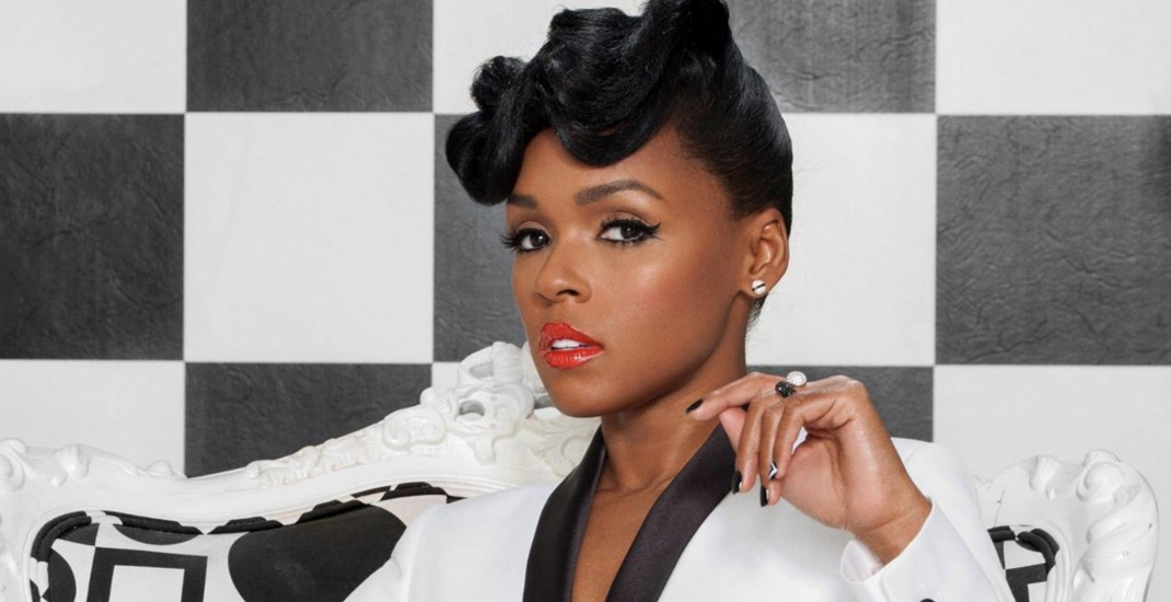 Janelle Monae is playing a show in Vancouver this June