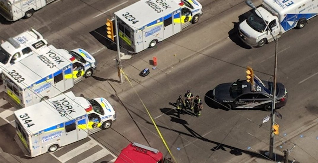 [UPDATED] Toronto Police confirm 10 dead, 15 injured following van attack in Toronto