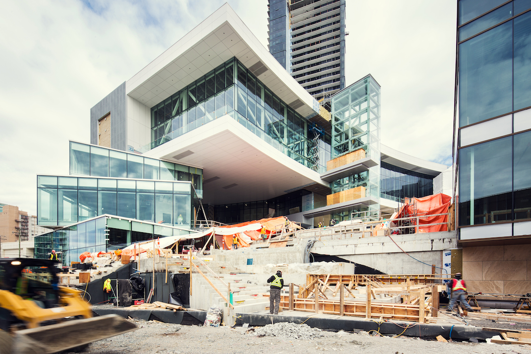 The Amazing Brentwood Construction April 2018