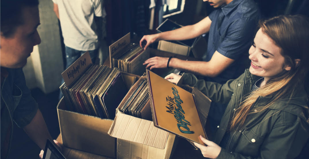 Music Collectors Show coming to Calgary this weekend