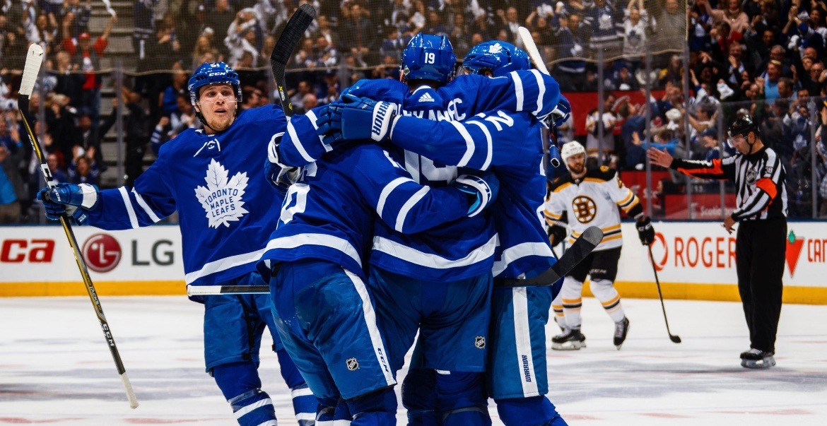 Leafs win on home ice to force Game 7 in Boston Wednesday night