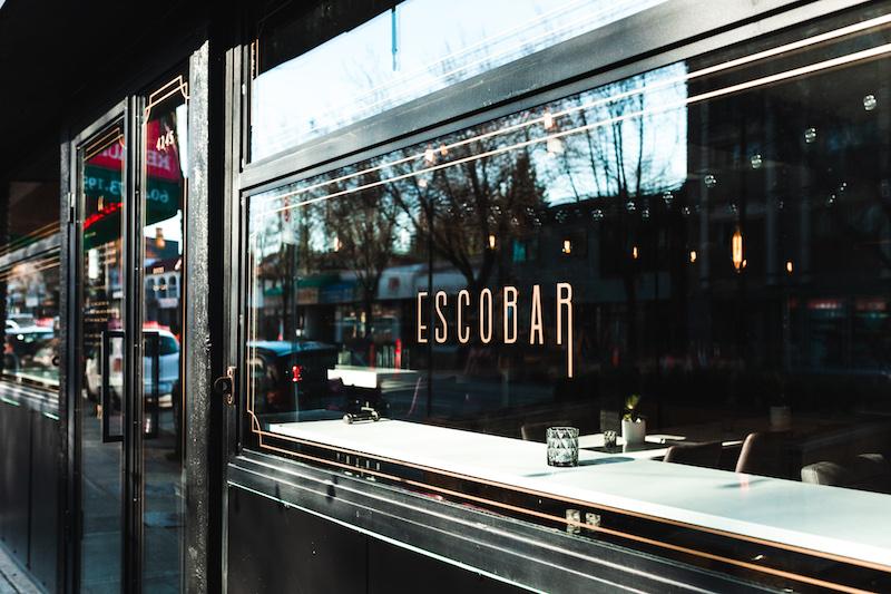 Escobar Opening