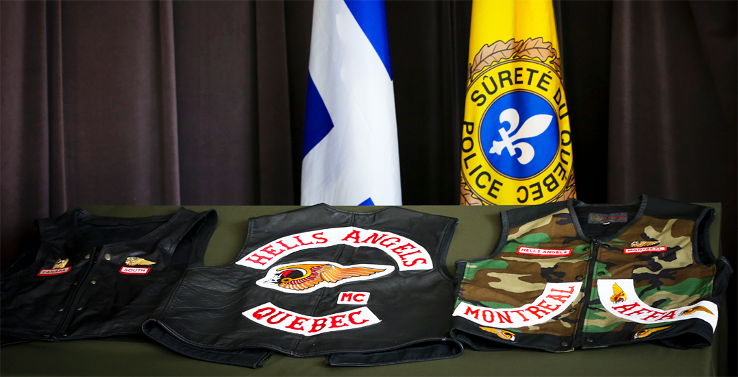 Police arrest more than 60 Hells Angels members across Quebec and New Brunswick