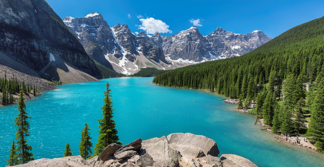 Awesome Alberta: Moraine Lake is the picture-perfect summer spot (PHOTOS)