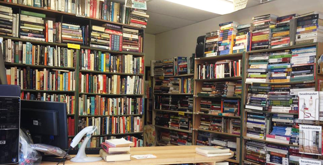 Concordia is having a huge 50% off sale on ALL used books next weekend