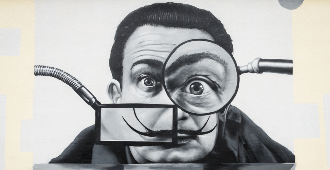 A FREE Salvador Dali exhibition is coming to Vancouver next month
