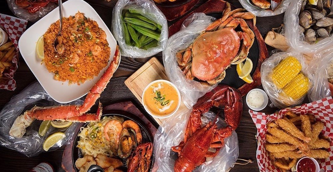 These are the best seafood restaurants in Calgary